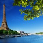 Torre Eiffel, París. Francia — Foto de Stock   #16970417