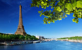 Eiffel tower, Paris. France — Stockfoto
