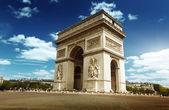 Arc de Triomph Paris, France — Stock Photo