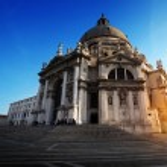 Basilica Santa Maria della Salute, Venice, Italy — Stock Photo #18927635