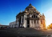 Basilica Santa Maria della Salute, Venice, Italy — Stock Photo