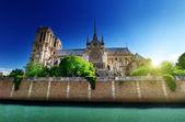 Notre Dame Paris, France — Stock Photo