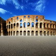 Colosseum in Rome, Italy — Stock Photo #22058457