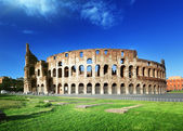 Colosseum in Rome, Italy — 图库照片