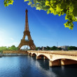 Eiffel tower, Paris. France — Stock Photo #24277655