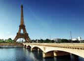 Torre eiffel, paris. france — Fotografia Stock