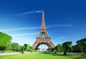Eiffel tower, Paris. France. — Stock Photo