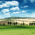 Tuscany, countryside, Italy — Stock Photo
