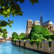 Notre Dame Paris, France — Stock Photo #26148843