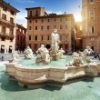 Piazza Navona, Rome. Italy — Stock Photo #31342519