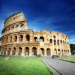 图库照片: Colosseum in Rome, Italy