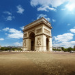 Arc de Triumph, Paris — Stock Photo #31838423
