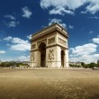 Arc de Triumph, Paris — Stock Photo