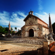 Village Altos de Chavon, Dominican Republic — Stock Photo