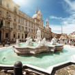 Piazza Navona, Rome. Italy — Stock Photo #33154721