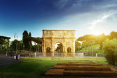 Arch of Constantine, Rome, italy — Stock Photo
