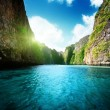 Stock Photo: Bay at Phi phi island in Thailand