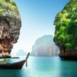 Stock Photo: Fabled landscape of Thailand