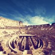 Inside of Colosseum in Rome, Italy — Stock Photo #44958509