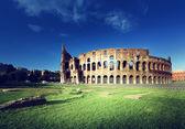 колизей в риме, италия — Стоковое фото