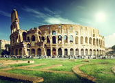 Colosseum in Rome, Italy — Stockfoto