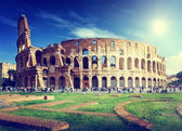 Colosseum in Rome, Italy — ストック写真
