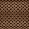 Brown Leather Background — 图库照片