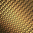 Gold Scale Pattern — Stock Photo