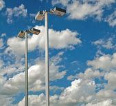Light Poles — Stock Photo
