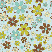 Colorful summer seamless pattern — Vecteur