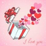 Valentine — Stock Vector #8380871