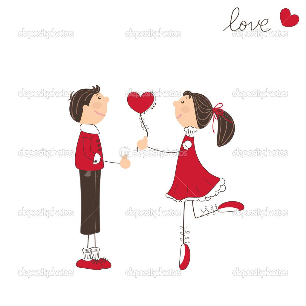 смайлик give heart: