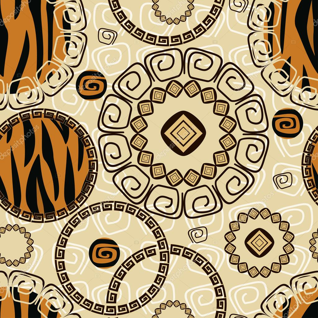 African Patterns Vector      African Designs And Patterns