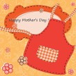Happy Mothers Day greeting card — Stock Vector #22167731