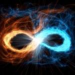 Sign infinity — Stock Photo #33225409