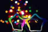 Party disco background — Stock Photo