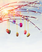 Easter decorations — Stockfoto