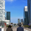 Paris - La Defense — Stock Photo