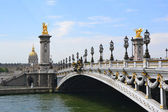 Pont Alexandre III — Stock Photo