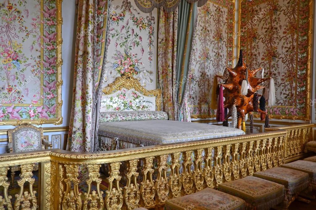 Chambre de la reine versailles photographie - Chambre de la reine versailles ...