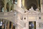 Saint Etienne du Mont church in Paris — Stock Photo