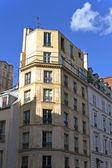 Houses in Paris — Stock fotografie