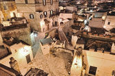 Matera ancient town — Stock Photo