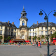 Stock Photo: Rennes city hall