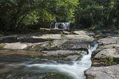 Little waterfall — Stock Photo