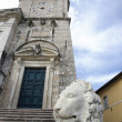 Town hall of Norcia — Stock Photo