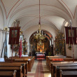 Szentendre catholic Parish church — Stock Photo