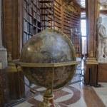 Old terrestrial globe — Stock Photo #32587129