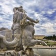 The Neptune fountain at Schonbrunn palace — Stock Photo #33716121