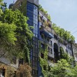 Hundertwasser Haus in Vienna — Stock Photo